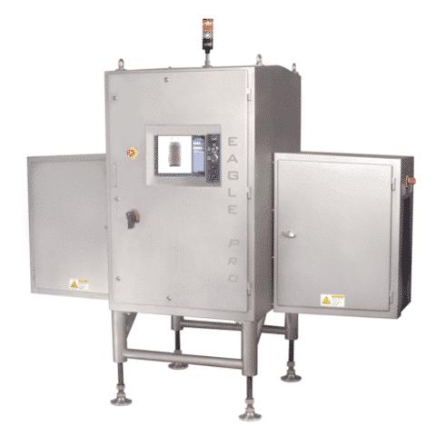 rigid containter x-ray