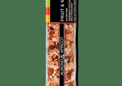 nut bar pre-x-ray