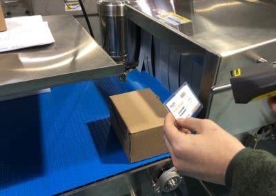 Scan Contaminant Card