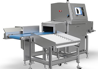 Pack 400HC 3-A Dairy Inspection X-Ray Machine